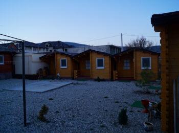 Дом 3.8х5.3 м (с сан. узлом) 005