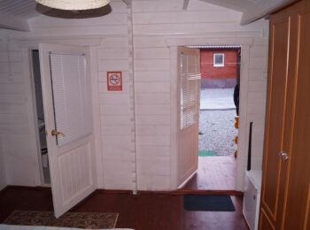 Дом 3.8х5.3 м (с сан. узлом) 008