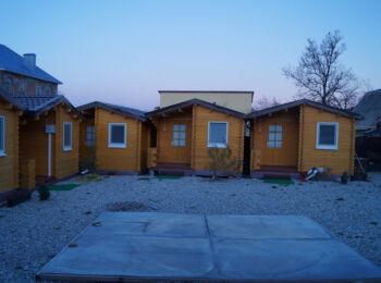 Дом 3.8х5.3 м (с сан. узлом) 012