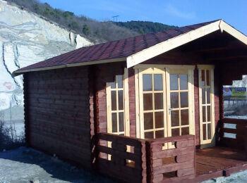 Дачный домик 5х6 007