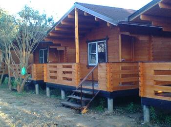 Дачный домик 5,3х6,3 м