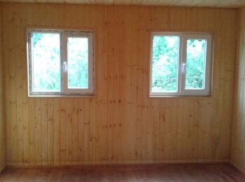 Дом 5,2х5,2 (утеплённый, 2 этажа) 012