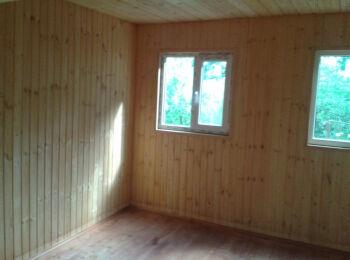 Дом 5,2х5,2 (утеплённый, 2 этажа) 021