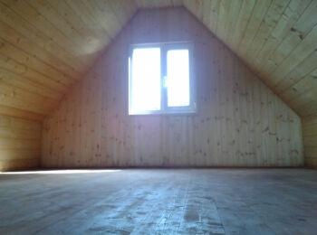 Дом 5,2х5,2 (утеплённый, 2 этажа) 009