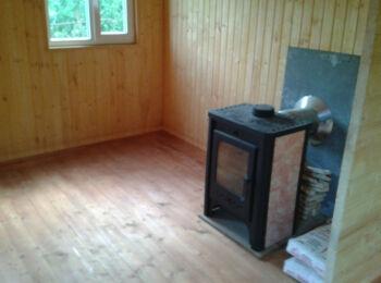 Дом 5,2х5,2 (утеплённый, 2 этажа) 013