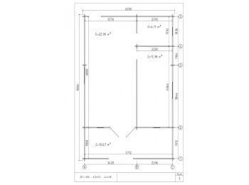 Дом 6х7 (+ веранда 2 м) 001