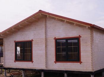 Проект дома 4,3х7,3 002