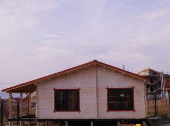 Проект дома 4,3х7,3 003
