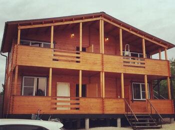Дом 6,5х10,5 (2 этажа) 008