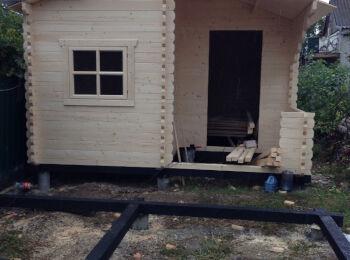 3,8х5,3 м с сан. узлом, домики для туристов, г. Геленджик 003