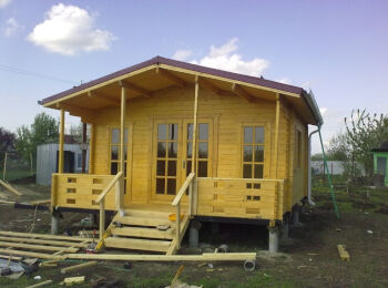 5х6 м, дачный домик, г. Краснодар