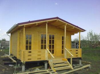 5х6 м, дачный домик, г. Краснодар 011