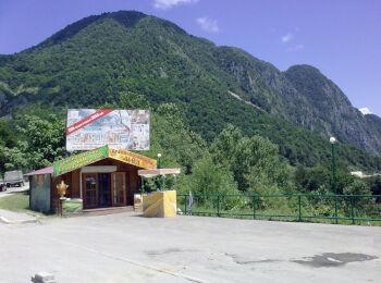 5х6 м, магазин чая и мёда, трасса Сочи-Красная Поляна 005