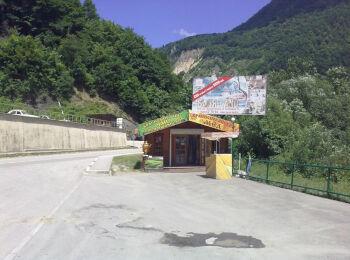 5х6 м, магазин чая и мёда, трасса Сочи-Красная Поляна 006