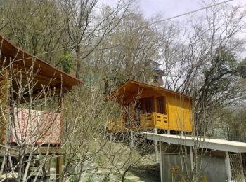 3,8х5,3 м, домик для отдыха, п. Ольгинка 002