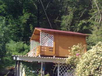 3,8х5,3 м, домик для отдыха, п. Ольгинка 005