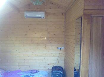 3,8х5,3 м, домик для отдыха, п. Ольгинка 012