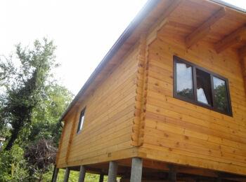 6х8+1 м, частный дом, Сочи, Мацеста 018