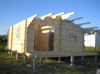 6х7 м, летний домик, п. За Родину, Темрюкский р-н 018