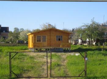 6х7 м, летний домик, п. За Родину, Темрюкский р-н 026