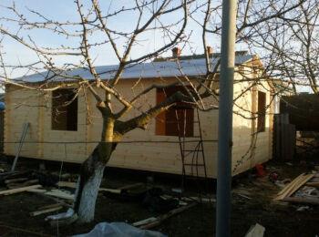 4,3х7,3 м, жилой дом, рес. Крым 003