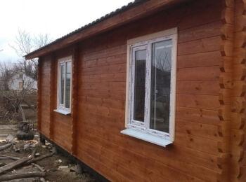 4,3х7,3 м, жилой дом, рес. Крым 004