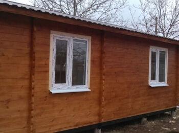 4,3х7,3 м, жилой дом, рес. Крым 005