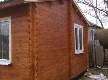 4,3х7,3 м, жилой дом, рес. Крым 007