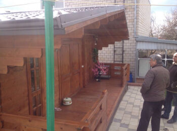 Баня 6х6 м г. Тимашевск,  003