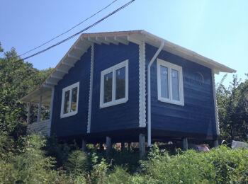 Дачный дом 4,3х7,3 м г. Сочи,  001