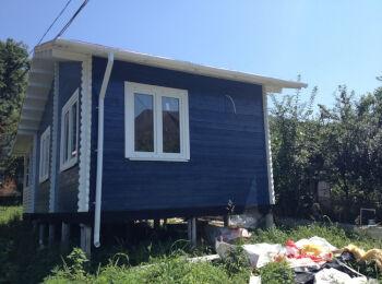 Дачный дом 4,3х7,3 м г. Сочи,  003
