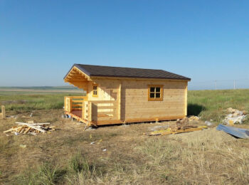 Дачный домик 5х6 м, Темрюкский р-он Азовское море,  003
