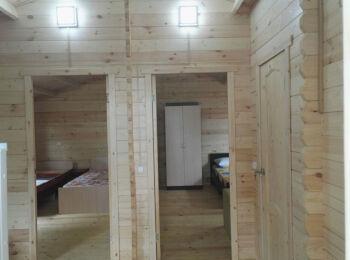 Дачный дом 6х7,  012