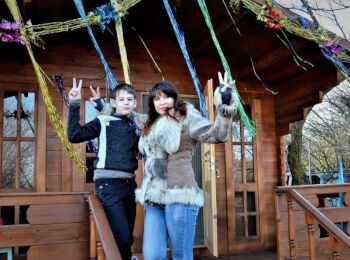 Дачный домик 3,8 х 5,3 м, фото 001