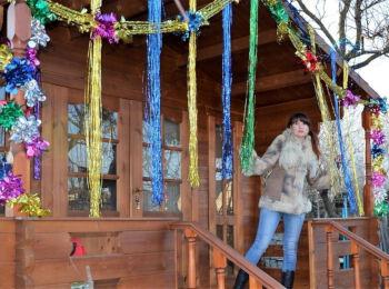 Дачный домик 3,8 х 5,3 м, фото 002